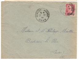 16503 - MERCIER  LACOMBE - Algérie (1924-1962)