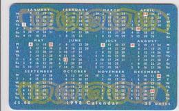 #08 - ISLE OF MAN-04 - CALENDAR - MANX NATIONAL HOLIDAY - Man (Eiland)