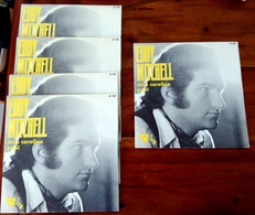 SP - Eddy MITCHELL – Miss Caroline - 1970 - France - Disco, Pop