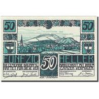 Billet, Autriche, Brunn Am Gebirge, 50 Heller, Paysage, 1920 SPL Mehl:FS 109a - Autriche