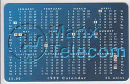 #08 - ISLE OF MAN-05 - CALENDAR - MANX NATIONAL HOLIDAY - Man (Eiland)