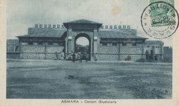 AN 78   / C P A    AFRIQUE- ERYTHREE ASMARA -CARCERI GYUDIZIARIE - Eritrea