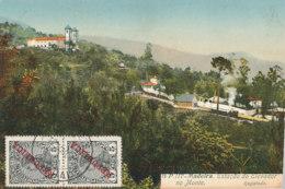 AN 101  / C P A    PORTUGAL-  MADEIRA ESTACAO DO ELEVADOR - Madeira