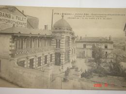 C.P.A.- Angoulême (16) - Etablissement D'Hydrothérapie - Rampe Du Palet à L'Houmeau - 1917 - SUP (BF14) - Angouleme