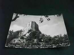 CASTELLO CASTLE DI CANOSSA AVANZI APPENNINO REGGIANO REGGIO EMILIA - Châteaux