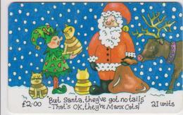 #08 - ISLE OF MAN-07 - CHRISTMAS - Isle Of Man