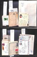 LOTTI E COLLEZIONI - Area Italiana - Storia Postale - 1889/2000 - Accumulazione Di 240 Oggetti Postali Del Periodo Dell' - Non Classificati