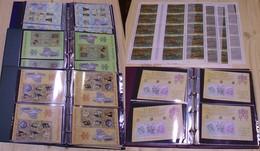 LOTTI E COLLEZIONI - Vaticano - 1972/1983 - Oltre 500 Foglietti Misti Di Venezia/Calendario Gregoriano/Stati Uniti - Gom - Non Classificati