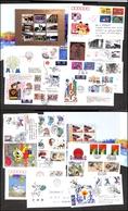LOTTI E COLLEZIONI - Cina - 1987/1998 - Lotto Di FDC - 16 Buste Del Periodo + Un Folder - Non Classificati