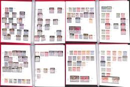 LOTTI E COLLEZIONI - Gran Bretagna - 1841/1951 - Piccolo Inizio Di Collezione Di Valori Usati Del Periodo In Serie E Sin - Non Classificati