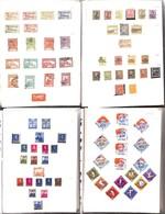 LOTTI E COLLEZIONI - Romania - 1893/1979 - Collezione Di Valori Nuovi E Usati Del Periodo In Album Artigianale - Valore  - Non Classificati
