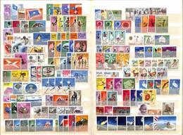 LOTTI E COLLEZIONI - Somalia - 1960/1972 - Collezione Di Valori E Serie Complete Del Periodo (4/198) - Completa - Gomma  - Non Classificati