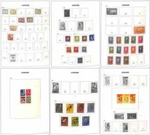 LOTTI E COLLEZIONI - Suriname - 1873/1975 - Collezione Di Valori Nuovi E Usati Del Periodo In 1 Album Davo Con Custodia  - Non Classificati