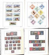 LOTTI E COLLEZIONI - Ungheria - 1888/1987 - Avanzata Collezione Di Valori Usati Del Periodo In 3 Album Lindner E 2 Class - Non Classificati