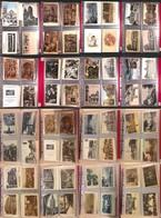 LOTTI E COLLEZIONI - Cartoline - Oltre 450 Cartoline Di Paesaggi Italiani + Augurali In Due Album - Non Classificati