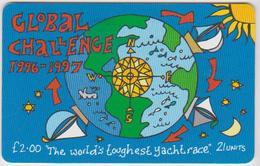 #08 - ISLE OF MAN-10 - GLOBAL CHALLENGE - Man (Eiland)