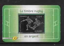 "France:Autoadhésif 2011 :""Le Rugby"" N°597    Cote 12,00€ - France"
