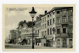 D046 Antwerpen Anvers - Nassaustraat Rue Nassau - Antwerpen