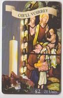 #08 - ISLE OF MAN-11 - ST. MARY'S EVE - Man (Eiland)