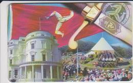#08 - ISLE OF MAN-13 - THE MANX CONSTITUTION - Man (Eiland)