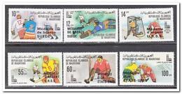 Mauritanië 1980, Postfris MNH, Olympic Games ( See Scan 2nd Stamp ) - Mauritanië (1960-...)