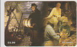#08 - ISLE OF MAN-14 - THE HOUSE OF MANANNAN - PEEL - Man (Isle Of)