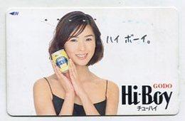 TK 03573 JAPAN - 110-016 Food & Beverages & Woman - Food