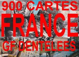 France. 900 Cpsm-gf Dentelées - Postcards