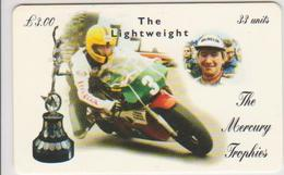 #08 - ISLE OF MAN-15 - JOEY DUNLOP - THE LIGHTWEIGHT - MOTORBIKE - Isola Di Man