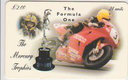 #08 - ISLE OF MAN-17 - JOEY DUNLOP - THE FORMULA ONE - MOTORBIKE - Man (Eiland)