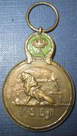 Médaille Yser 1914 - Belgique