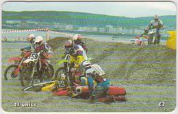 #08 - ISLE OF MAN-19 - TT FESTIVAL 2000 - MOTORBIKE - Isle Of Man