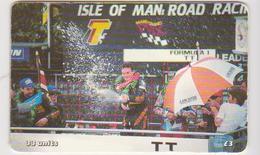 #08 - ISLE OF MAN-21 - TT FESTIVAL 2000 - MOTORBIKE - Isle Of Man