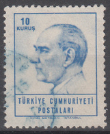 D8812 - Turkey Mi.Nr. 1931 O/used - 1921-... République