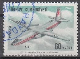 D8813 - Turkey Mi.Nr. 2047 O/used - 1921-... République