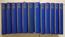 OEUVRES COMPLETES MARCEL PAGNOL (12 Volumes) éditions CLUB De L'Honnete Homme. Bel état - Classic Authors