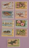 """ANGUILLA YT 269/277 NEUFS**MNH """"CULTURE"""" ANNÉE 1978 SÉRIE COMPLÈTE - Anguilla (1968-...)"""