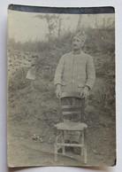 Photo Originale Soldat Auguste PENOT Guerre 1914 1918 WWI - 1914-18