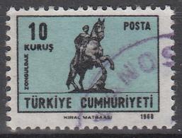 D8823 - Turkey Mi.Nr. 2114 O/used - 1921-... République