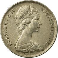 Monnaie, Australie, Elizabeth II, 5 Cents, 1981, TB+, Copper-nickel, KM:64 - Monnaie Décimale (1966-...)