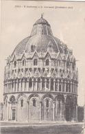 PISA - TOSCANA  - ITALIA -  PEU COURANTE CPA. - Pisa
