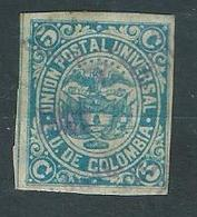 Timbre Colombie - Colombia