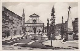 FIRENZE - TOSCANA  - ITALIA -  PEU COURANTE CPA 1936. - Firenze