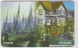 #08 - ISLE OF MAN-31 - NORTH QUAY - DOUGLAS - OLD & NEW - Isle Of Man