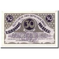 Billet, Autriche, Parz, 30 Heller, Paysage, 1920, 1920-03-14, SPL, Mehl:721b - Autriche