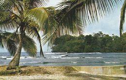 1 AK Costa Rica * Landschaft Bei Der Stadt Limón * - Costa Rica