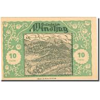 Billet, Autriche, Windhag, 10 Heller, Paysage 1920-09-30, SPL Mehl:FS 1244e - Autriche