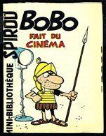 """Mini-récit N° 111 - """" BOBO FAIT DU CINEMA """" De ROSY Et DELIèGE - Supplément à Spirou - Monté. - Spirou Magazine"""