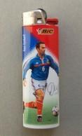 - Briquet BIC - Coupe Du Monde 1998 - Youri Djorkaeff - - Non Classés