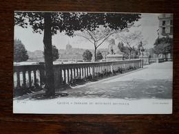 L19/276 Suisse. Geneve. Terrasse Du Monument Brunswick - GE Geneva